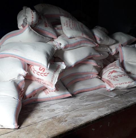 Mehl für Debre Birhan