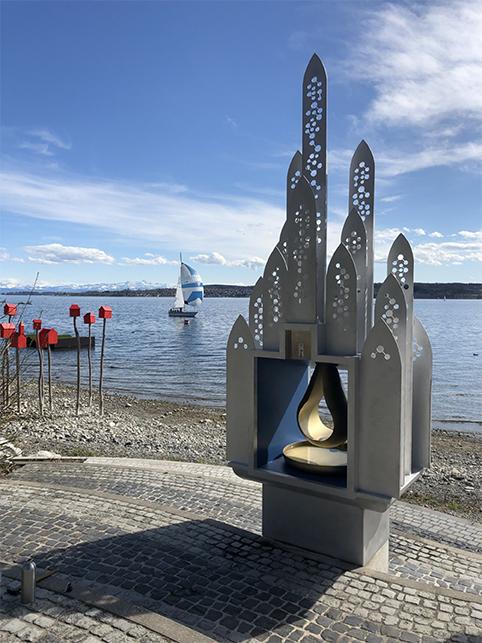Wasseraltar-Kunstinstallation-Bodensee-WasserStiftung-2021